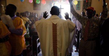 Christmas in Darfur