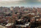 Overlooking Cairo from the Coptic Monastery of St. Saman. Photo via Scott D. Haddow.