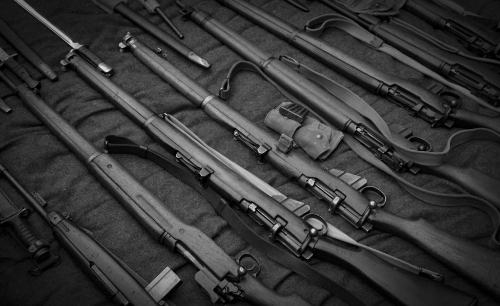 banning assault weapons Deerfield, il — a judge halted the enforcement of deerfield's ban on assault-style weapons tuesday, a day before it was due to take effect the order blocking the village from issuing fines or.