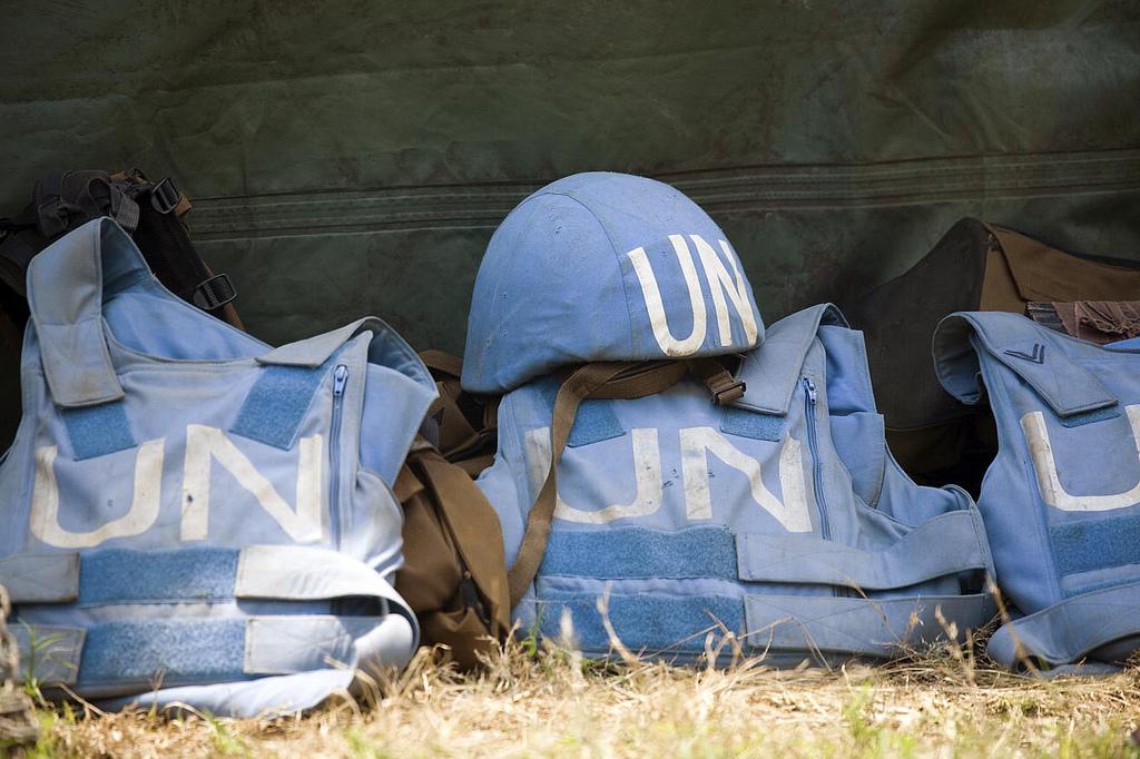 Photo courtesy of the UN.