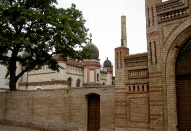 Halle synagogue