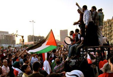 Free Palestine protest