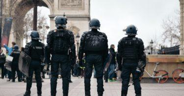 Gendarmerie in Paris