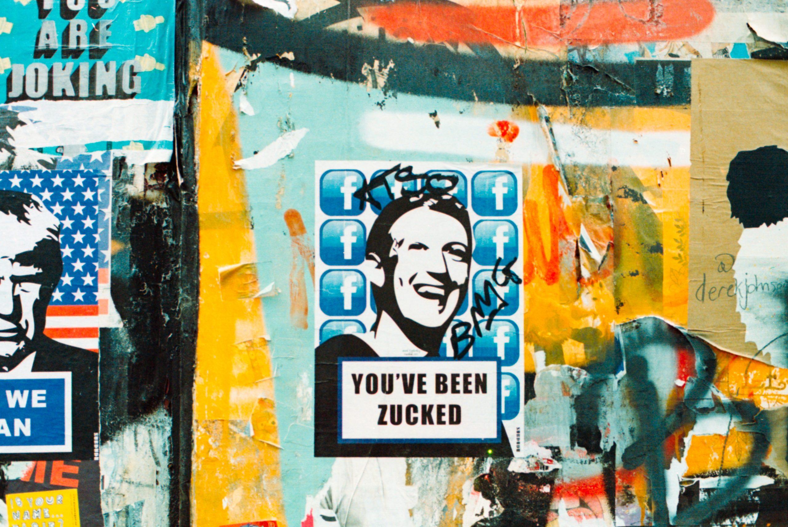London Street art. Photo courtesy of Annie Spratt.