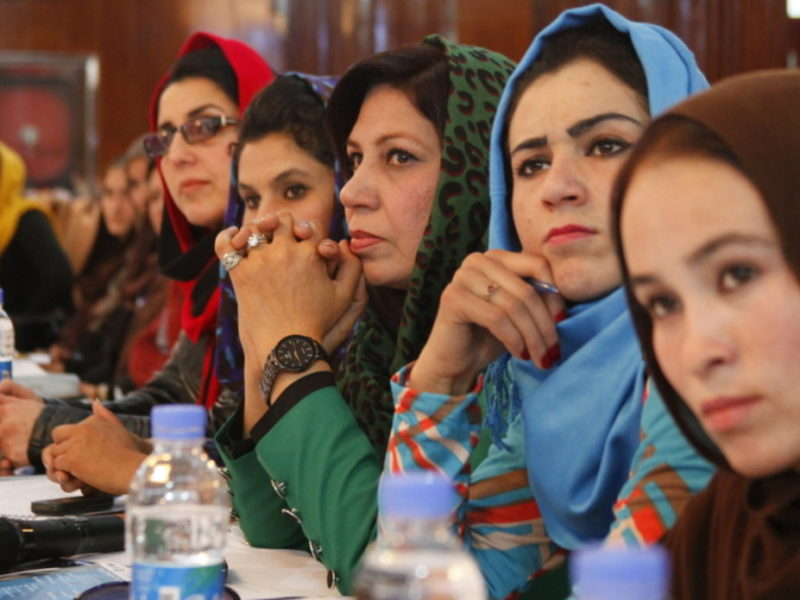 What S At Stake For Women In Afghanistan Political Violence At A Glance